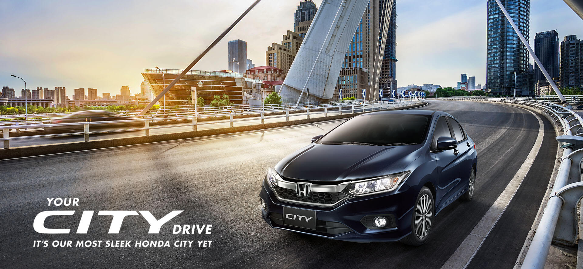 The All New Honda City - Your City Drive