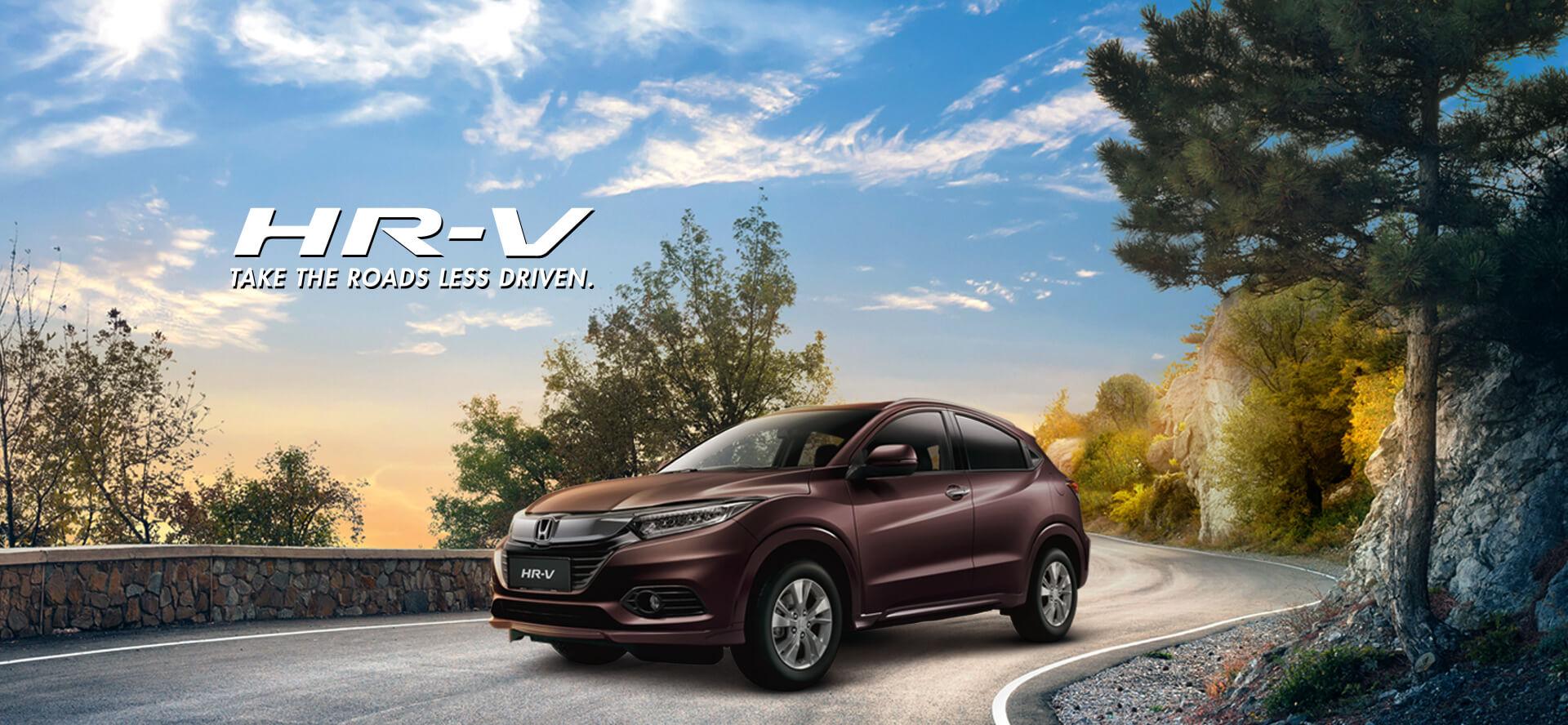 The All New Honda HR-V - Power X Desire