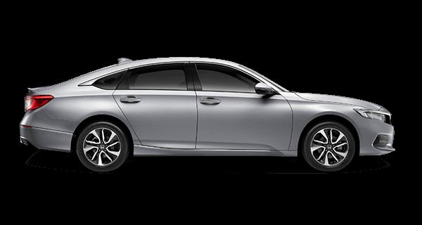 Honda Accord Lunar Silver Metallic