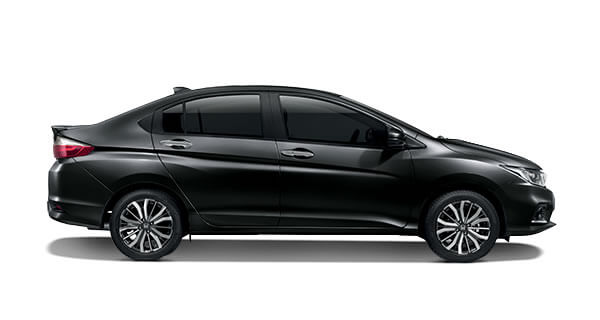 Honda City Crystal Black Pearl