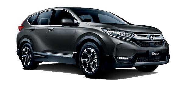 Honda CR-V Modern Steel Metallic