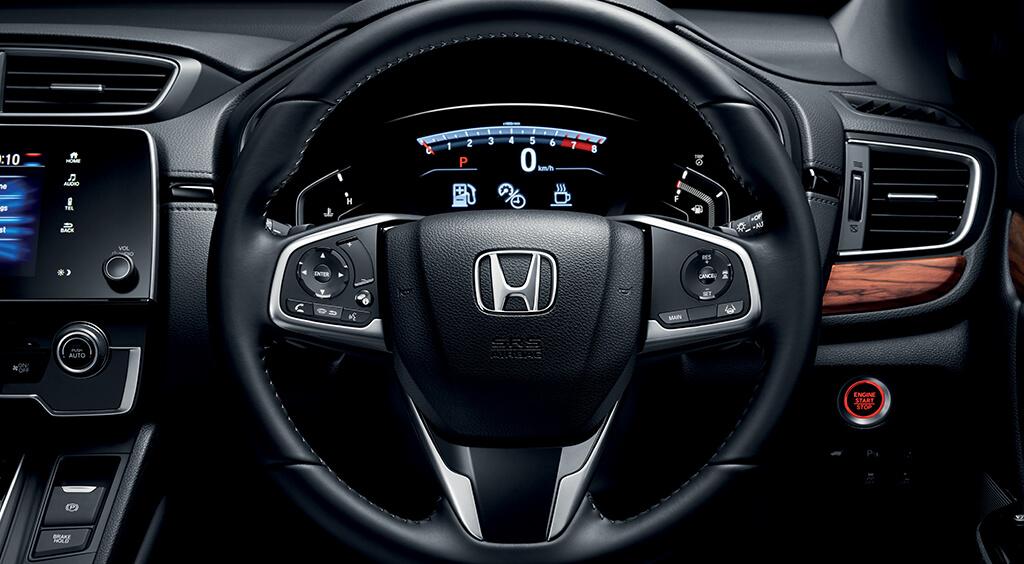 All-New Honda CR-V Gallery