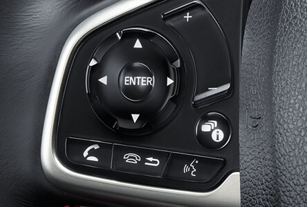 Audio Control & Handsfree Telephone Switches