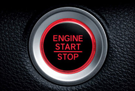 Smart Entry with One-push Start*