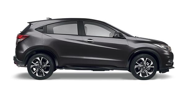 Honda HR-V Modern Steel Metallic