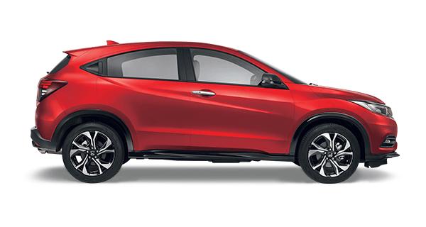 Honda HR-V Passion Red Pearl