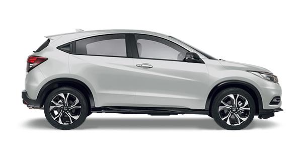 Honda HR-V White Orchid Pearl