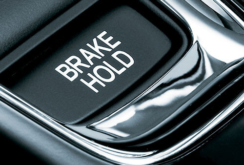 Brake Hold Function