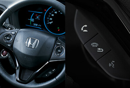 Steering Wheel Control Switches