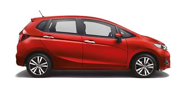 Honda Jazz Passion Red Pearl