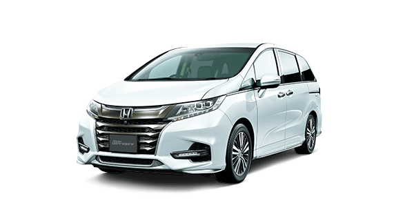 Honda Odyssey Platinum White Pearl (NH 883P)