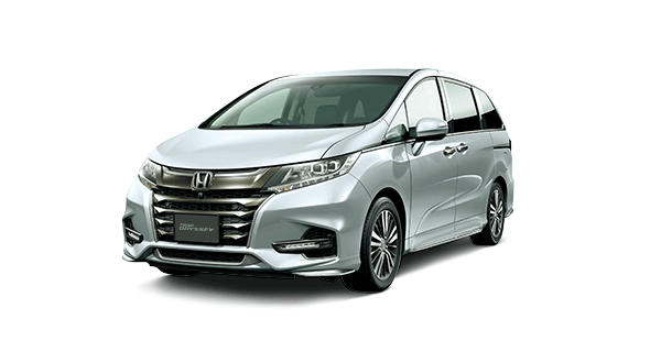 Honda Odyssey Super Platinum Metallic (NH-704M)