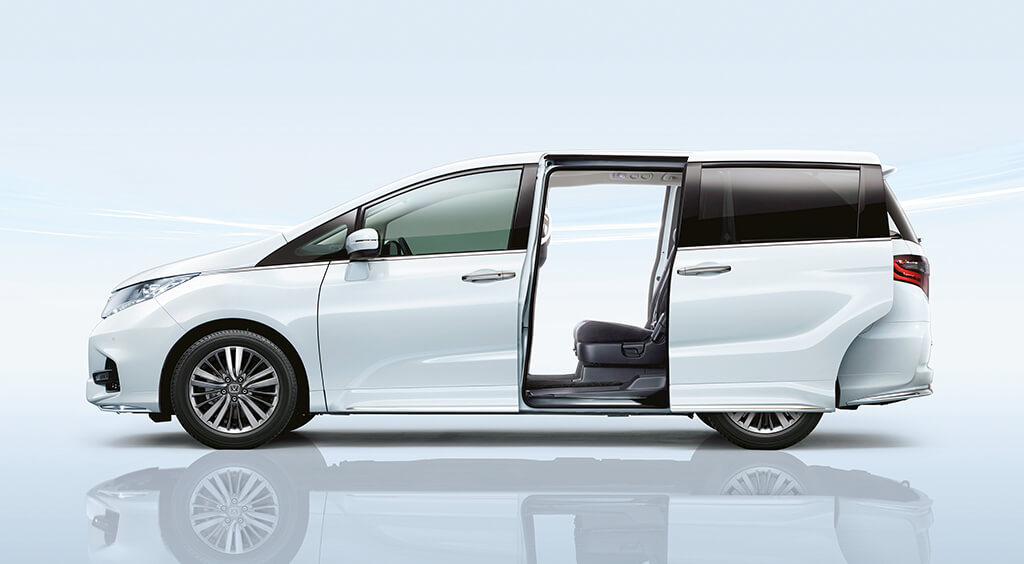 All-New Honda Odyssey Gallery